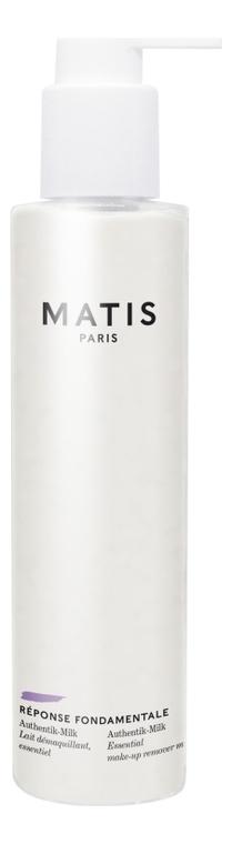 Купить Молочко для снятия макияжа Reponse Fondamentale Authentik-Milk 200мл, Matis
