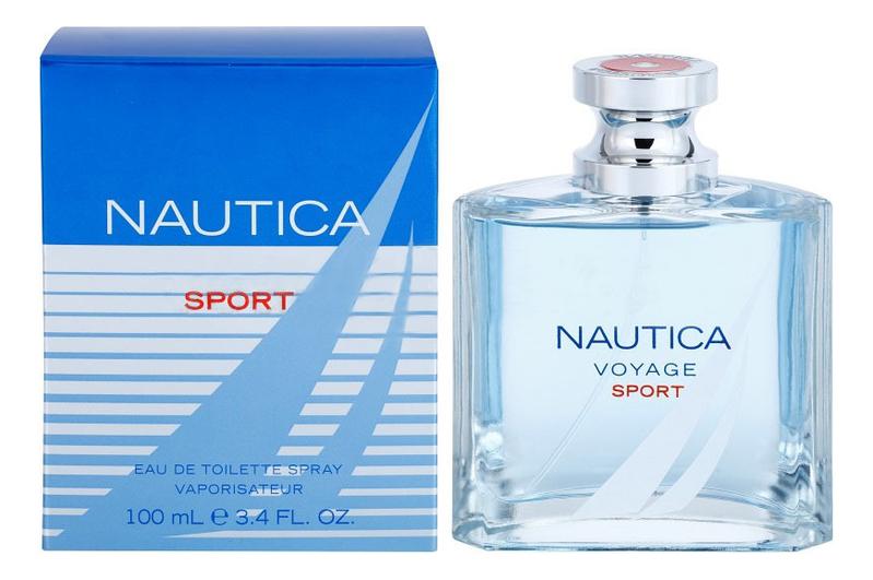 Купить Voyage Sport: туалетная вода 100мл, Nautica