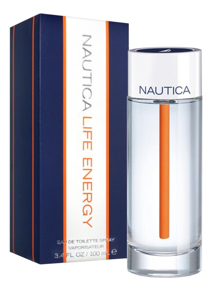 Купить Life Energy: туалетная вода 100мл, Nautica