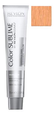 Купить Перманентная краска для волос без аммиака Revlonissimo Color Sublime 75мл: No 10.04, Revlon Professional