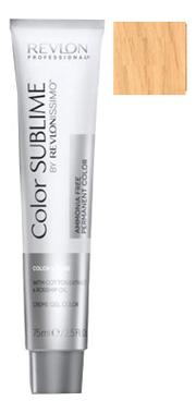 Купить Перманентная краска для волос без аммиака Revlonissimo Color Sublime 75мл: No 10.3, Revlon Professional