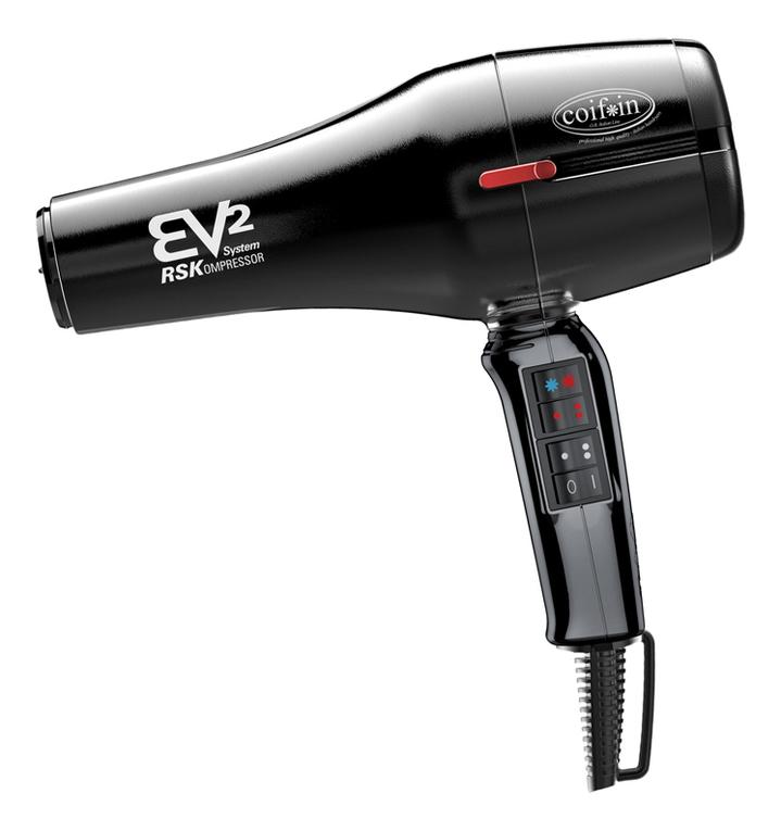 Купить Фен для волос 2300W EV2R (2 насадки), Coifin