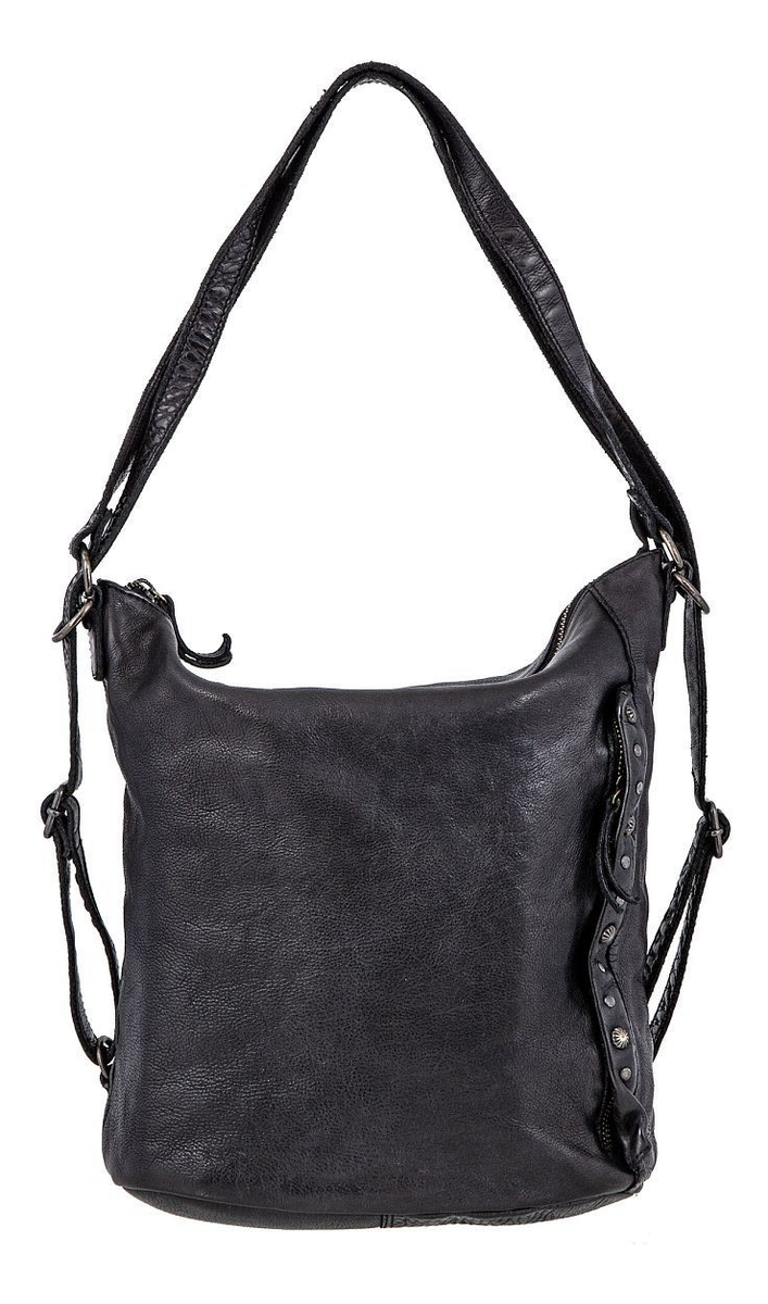 Женская сумка-рюкзак Black 4203481