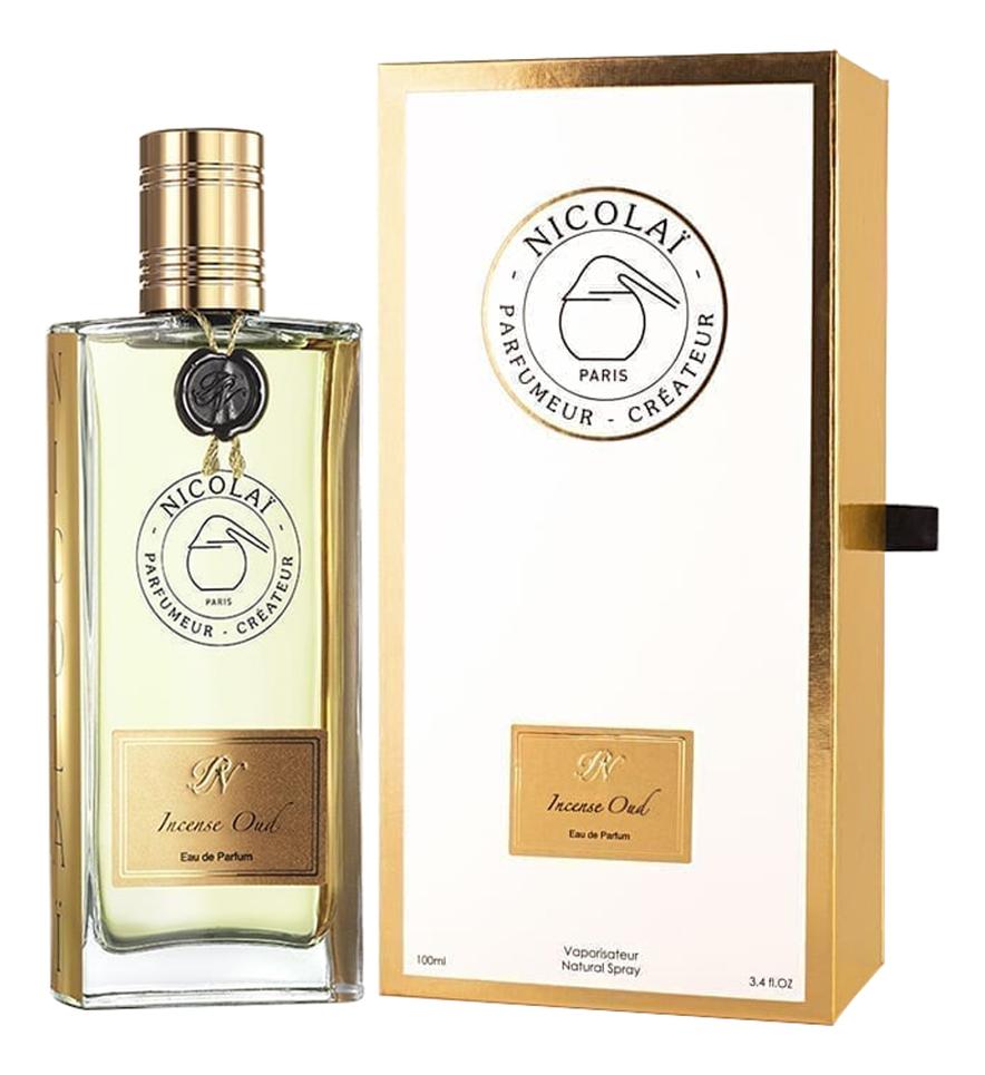 Incense Oud: парфюмерная вода 100мл oud blanc парфюмерная вода 100мл