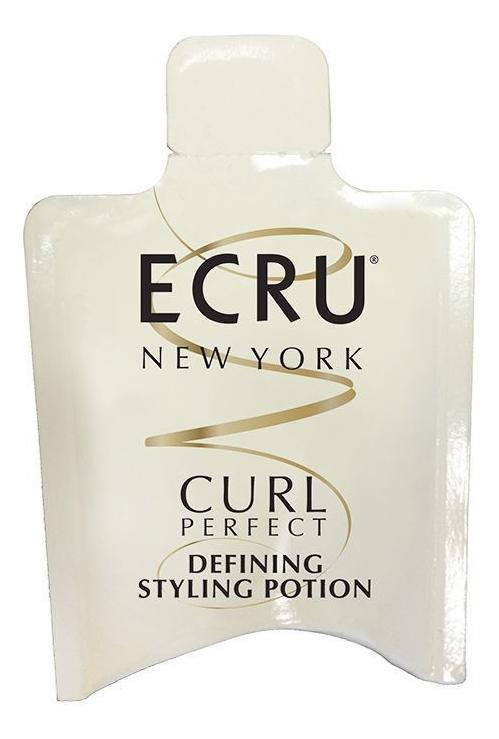 Крем для четкости локонов Curl Perfect Defining Styling Potion: 10мл