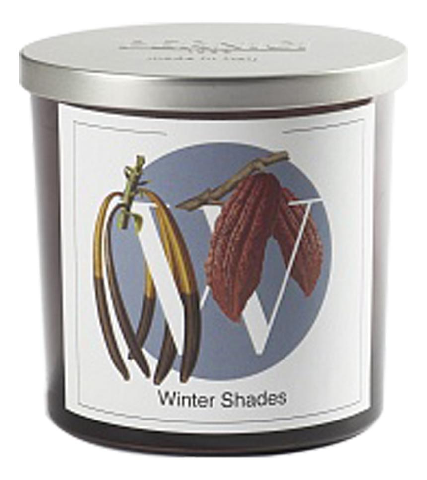 Фото - Ароматическая свеча Зимние оттенки: свеча 350г ароматическая свеча ирис и роза свеча 350г