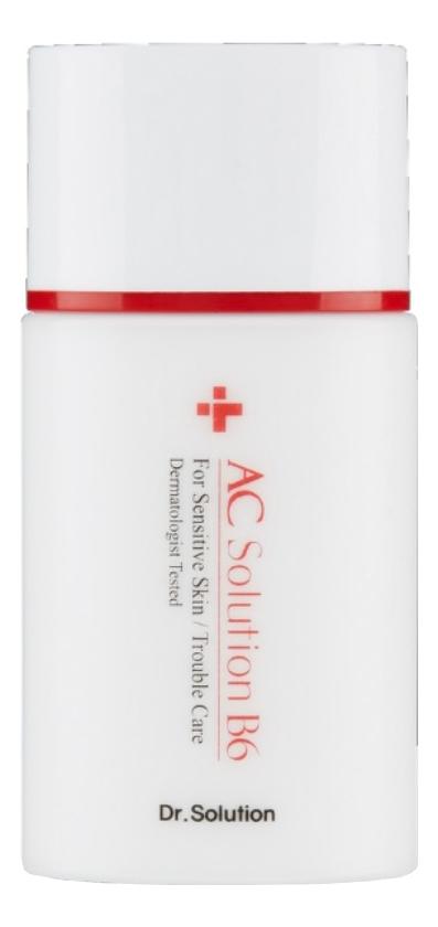 Себорегулирующая сыворотка для лица Dr.Solution AC Solution B6 35мл