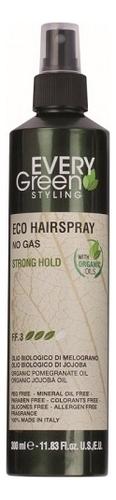Купить Экологический лак-спрей для волос без газа сильной фиксации Every Green Eco Hair Spray No Gas Strong Hold 300мл, Dikson