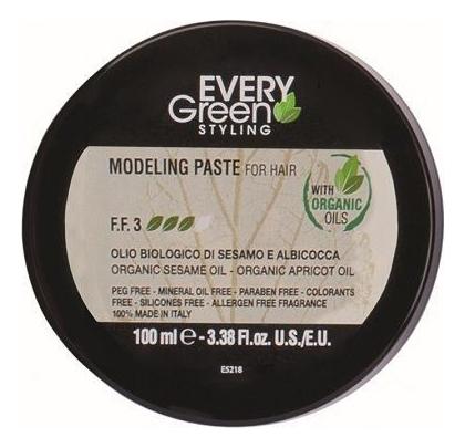 Моделирующая паста для волос Every Green Modeling Paste For Hair 100мл