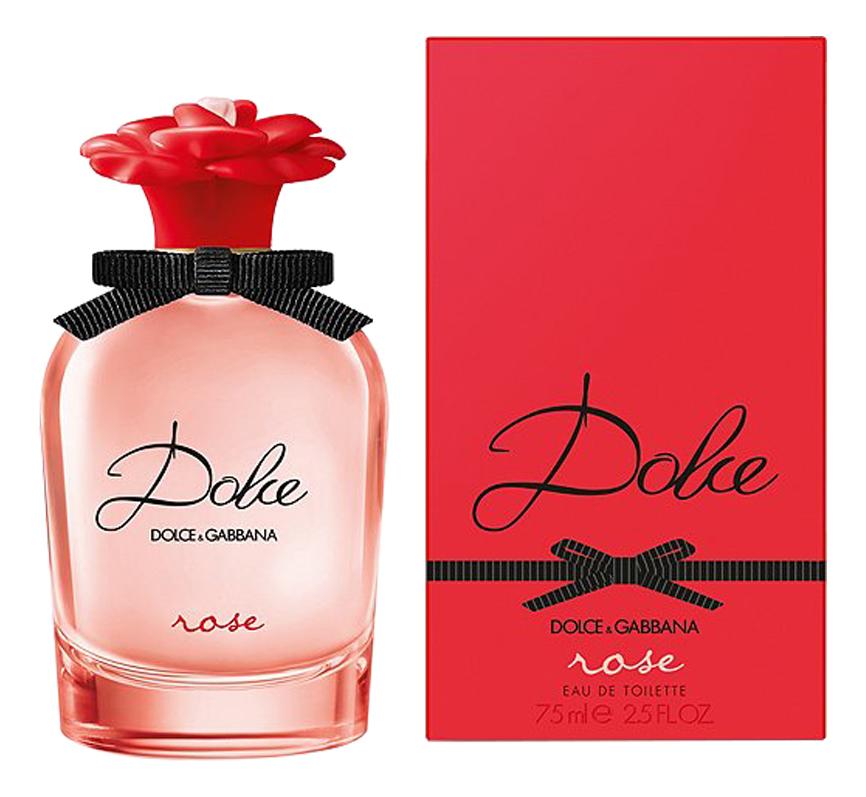 Dolce Rose: туалетная вода 75мл туалетная вода dolce