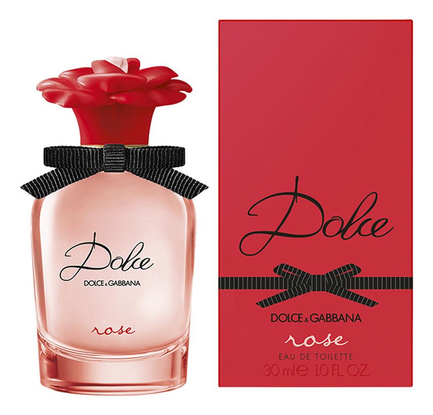 Купить Dolce Rose: туалетная вода 30мл, Dolce & Gabbana