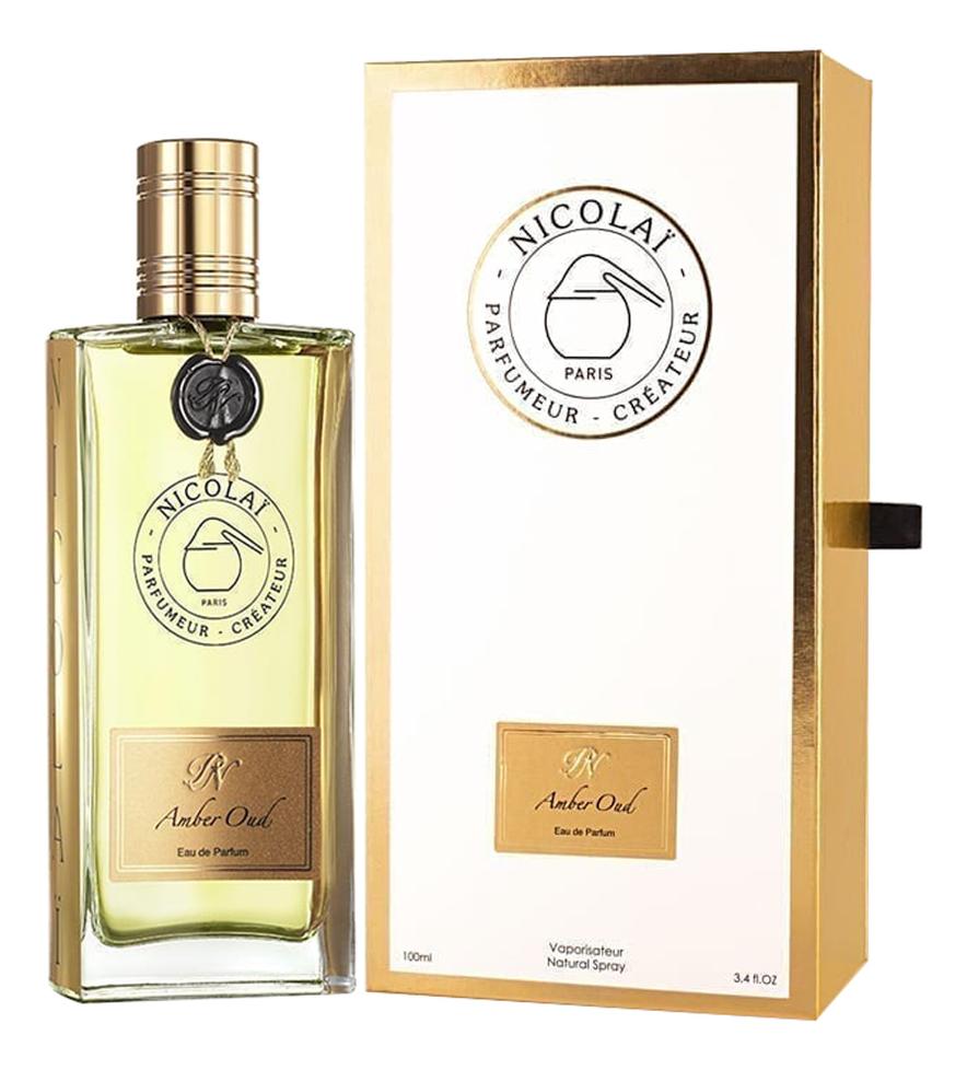 Купить Amber Oud: парфюмерная вода 100мл, Parfums de Nicolai
