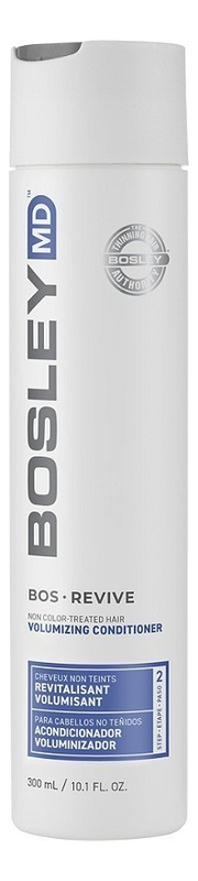 Купить Кондиционер-активатор от выпадения и для стимуляции роста волос BOSRevive Non Color-Treated Hair Volumizing Conditioner: Кондиционер-активатор 300мл, Bosley