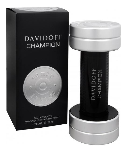 Davidoff Champion: туалетная вода 50мл