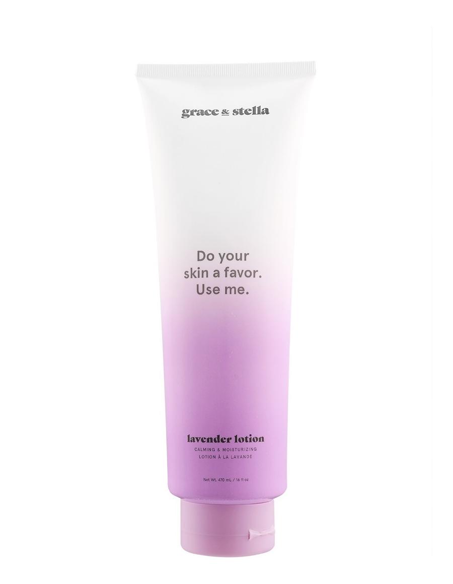Купить Лосьон для тела с экстрактом лаванды Lavender Lotion 470мл, Grace and Stella