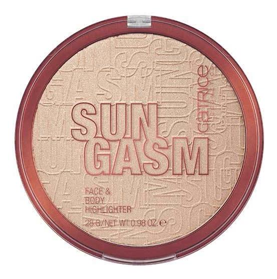 Купить Хайлайтер для лица и тела Sun Gasm Face & Body Powder Illuminator 28г, Хайлайтер для лица и тела Sun Gasm Face & Body Powder Illuminator 28г, Catrice Cosmetics
