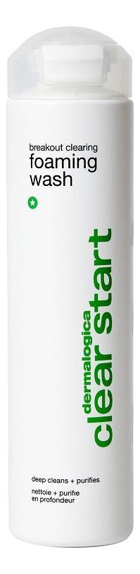 Купить Очищающий гель для умывания Clear Start Breakout Clearing Foaming Wash: Гель 295мл, Dermalogica
