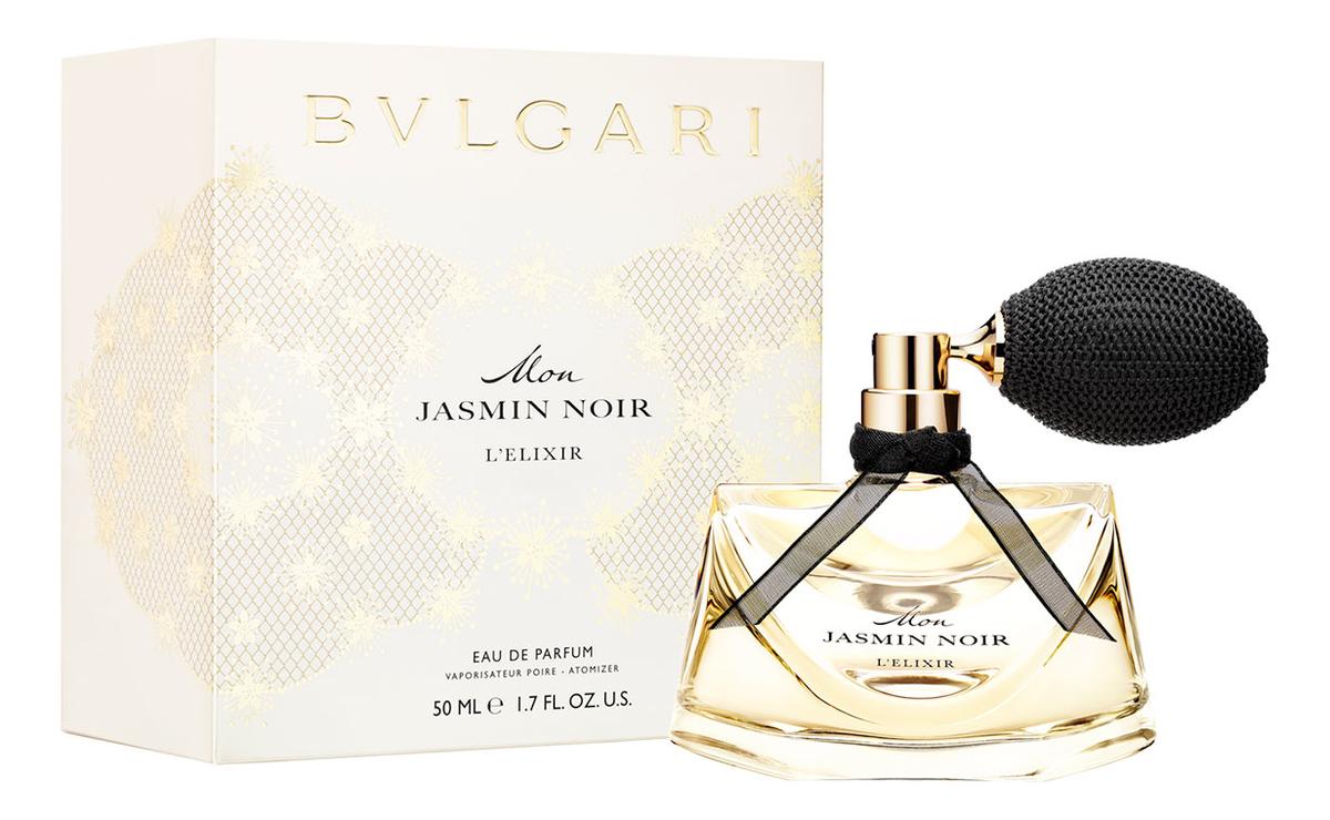 Bvlgari Mon Jasmin Noir L'Elixir: парфюмерная вода 50мл bvlgari splendida jasmin noir парфюмерная вода 50мл