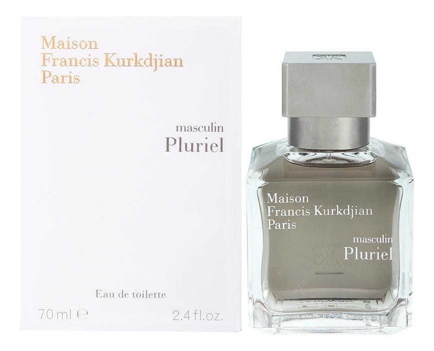 Francis Kurkdjian Pluriel Masculin: туалетная вода 70мл