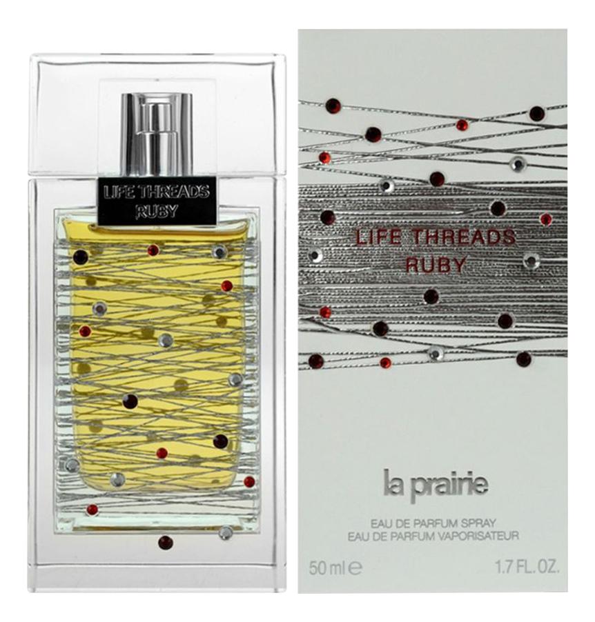 Купить La Prairie Life Threads Ruby: парфюмерная вода 50мл