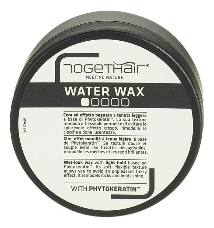 Воск для волос легкой фиксации Water Wax With Phytokeratin 100мл