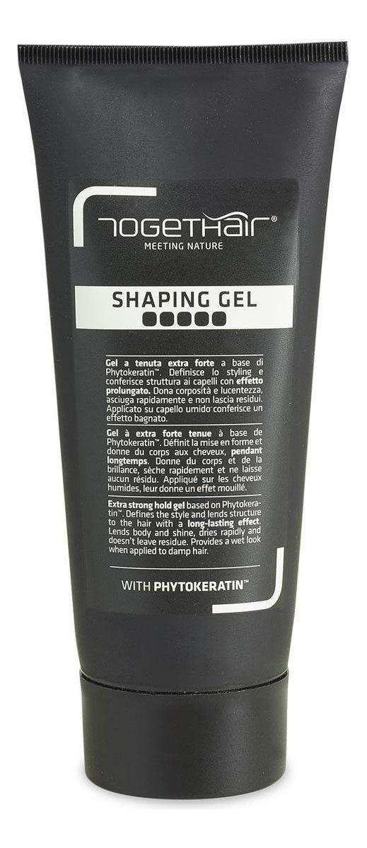 Гель сильной фиксации для укладки волос Shaping Gel 200мл