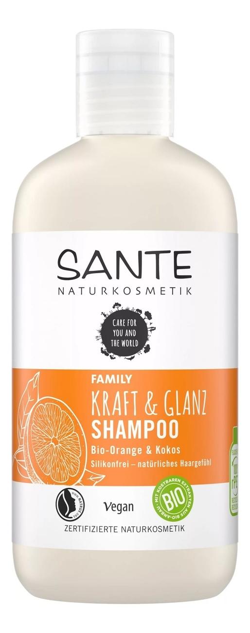 Шампунь для блеска волос Bio Orange & Coconut Gloss Shampoo: Шампунь 250мл шампунь для мелированных волос bio treatment colour shampoo шампунь 250мл