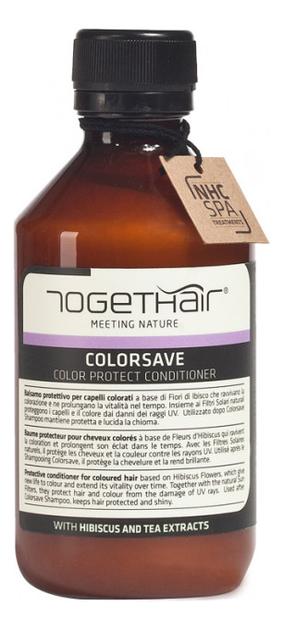 Купить Кондиционер для защиты цвета окрашенных волос Colorsave Color Protect Conditioner: Кондиционер 250мл, TOGETHAIR