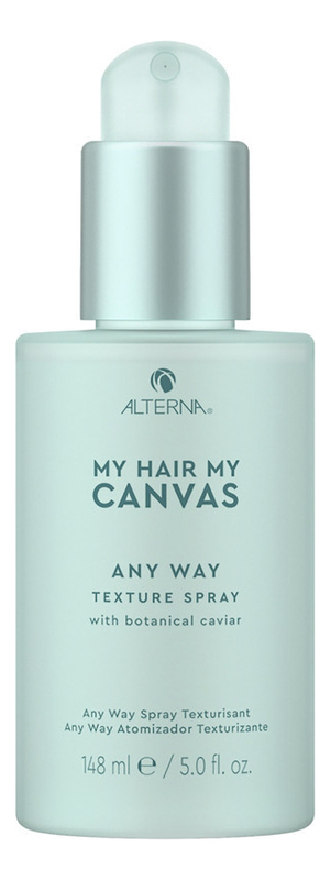 Текстурирующий спрей для волос My Hair Canvas Any Way Texture Spray: Спрей 148мл