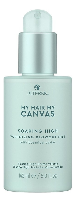 Стайлинг-спрей для объема волос My Hair Canvas Soaring High Volumizing Blowout Mist 148мл