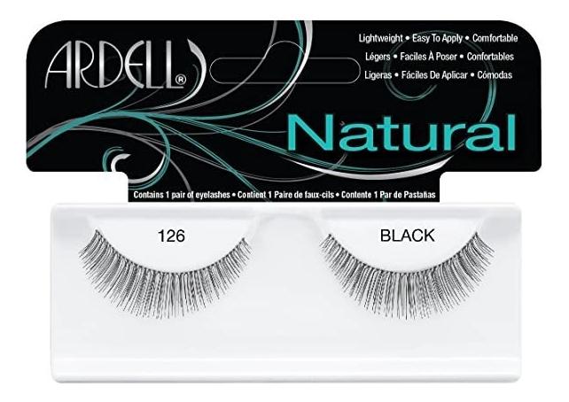 Купить Накладные ресницы Natural Lashes: No 126, Ardell