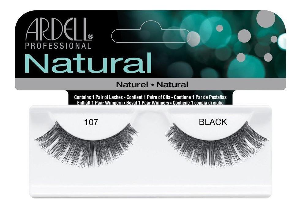 Накладные ресницы Natural Lashes: No 107 недорого