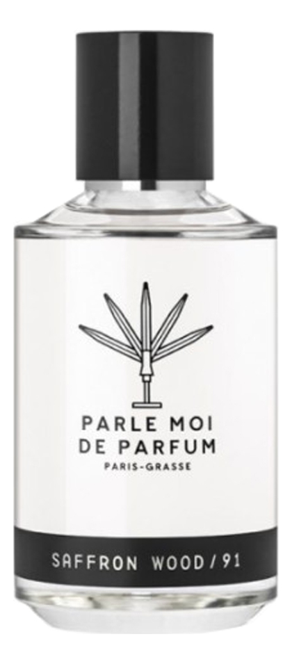 Купить Saffron Wood 91: парфюмерная вода 50мл, Parle Moi De Parfum