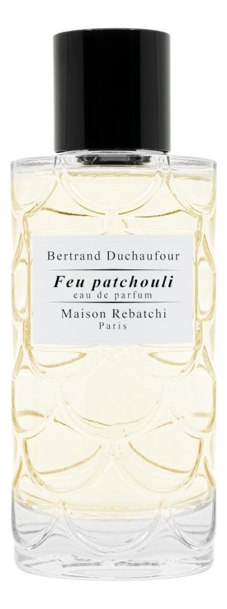 Feu Patchouli: парфюмерная вода 50мл недорого