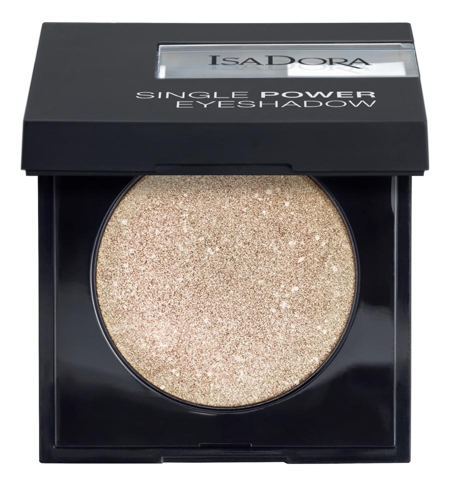Купить Тени для век Single Power Eyeshadow 2, 2г: 07 Glossy Diamonds, IsaDora
