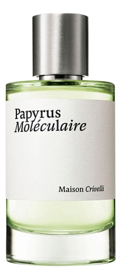 Купить Papyrus Moleculaire: парфюмерная вода 30мл, Maison Crivelli