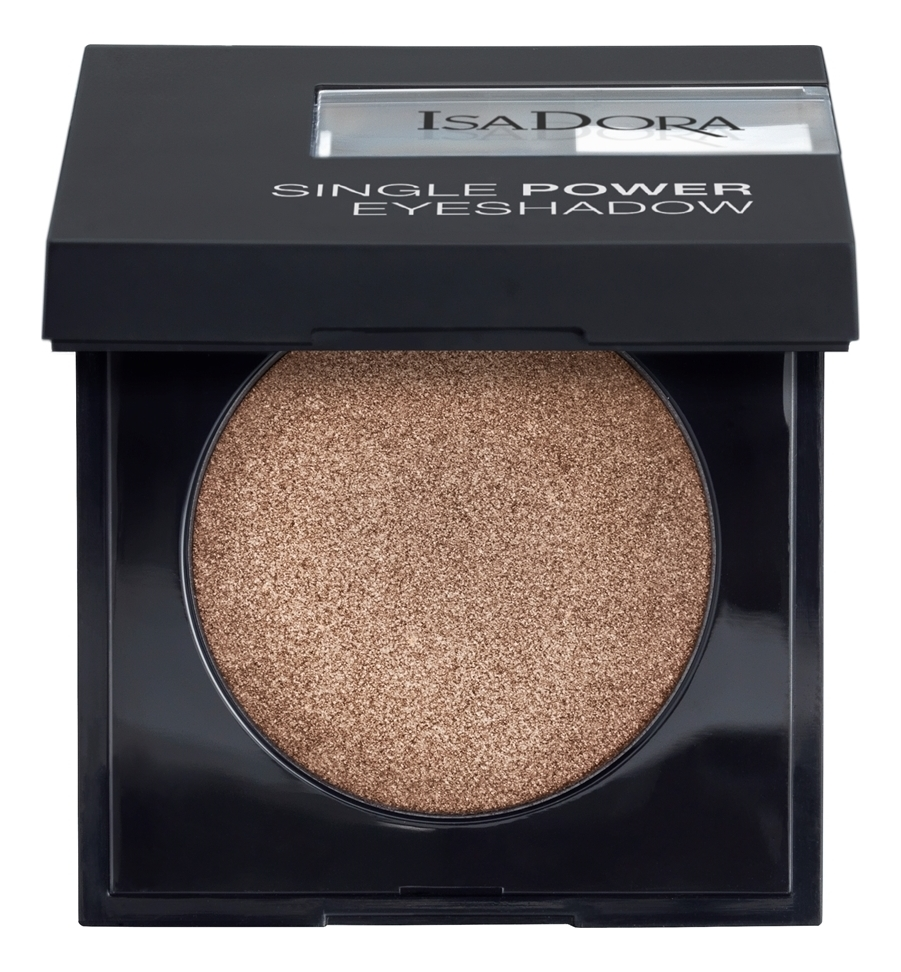 Фото - Тени для век Single Power Eyeshadow 2,2г: 08 Golden Glow тени для век single power eyeshadow 2 2г 05 pink sand