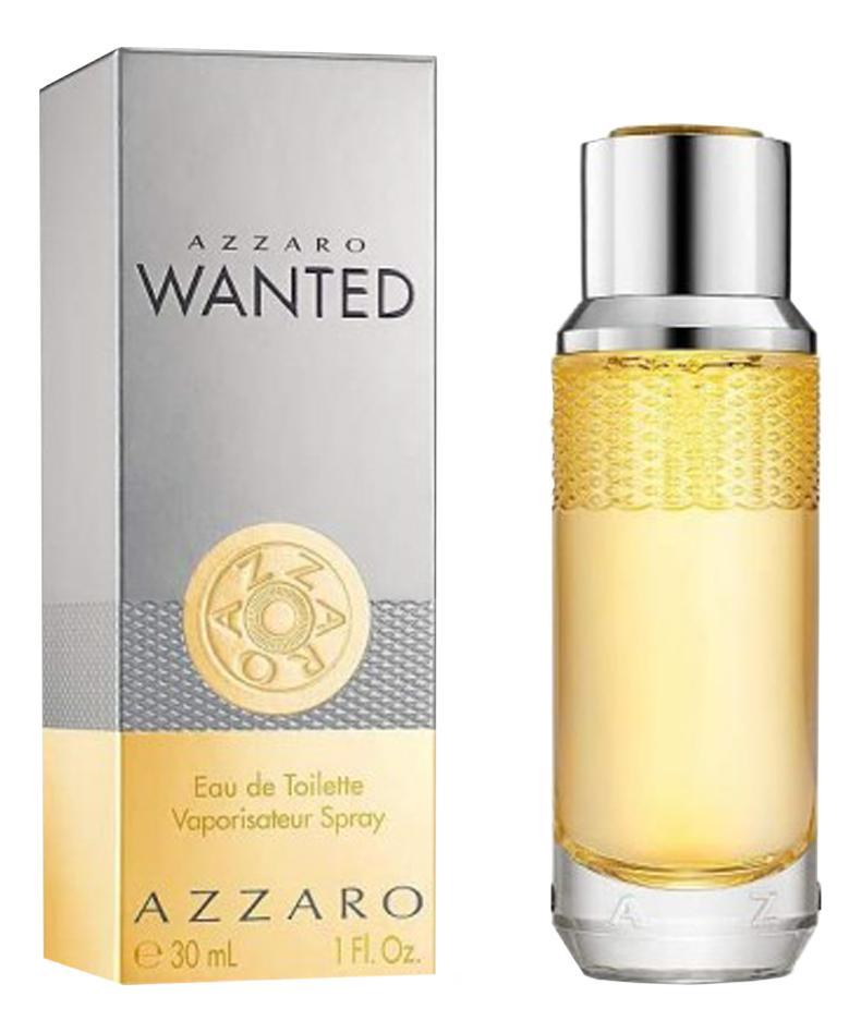 Купить Wanted: туалетная вода 30мл, Azzaro