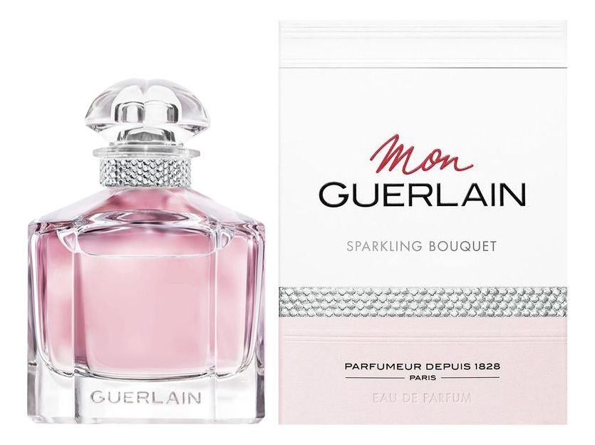 Mon Guerlain Sparkling Bouquet: парфюмерная вода 5мл