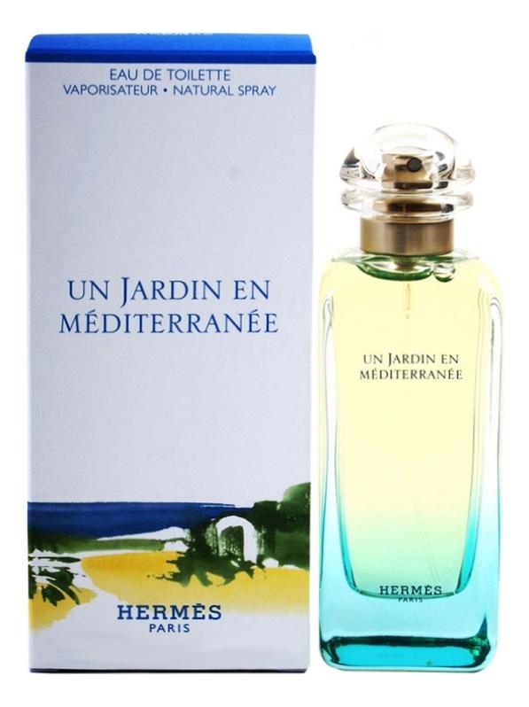 Un Jardin En Mediterranee: туалетная вода 100мл jardin du poete туалетная вода 100мл