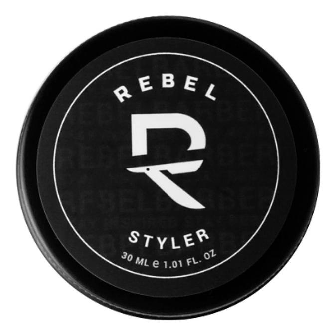 Купить Цемент для укладки волос Styler: Цемент 30мл, Rebel Barber