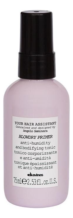 Фото - Спрей-праймер для укладки волос Your Hair Assistant Blowdry Primer: Спрей-праймер 75мл спрей для укладки волос impermeable anti humidity spray спрей 75мл