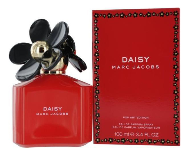 Marc Jacobs Daisy Pop Art Edition: парфюмерная вода 100мл