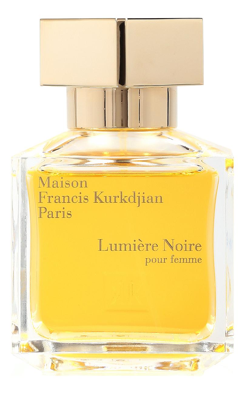 Lumiere Noire Pour Femme: парфюмерная вода 70мл тестер недорого