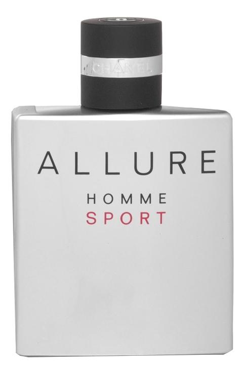 Chanel Allure Homme Sport: туалетная вода 100мл тестер