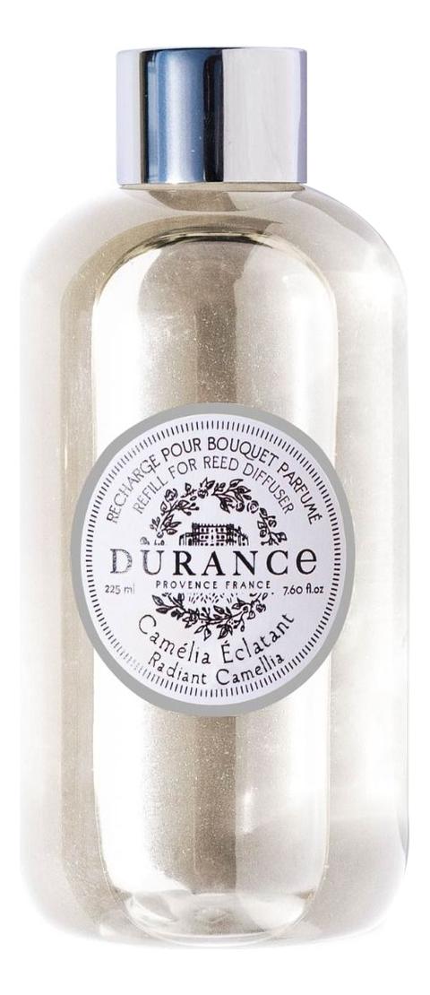 Купить Наполнитель для аромадиффузора Refill For Reed Diffuser Radiant Camellia 225мл (сияющая камелия), Durance