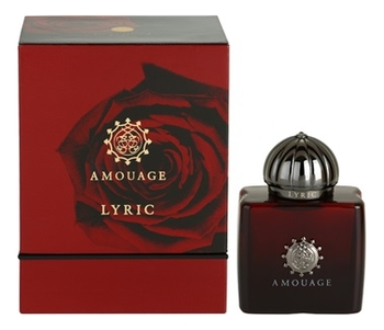 Lyric for woman: парфюмерная вода 50мл недорого