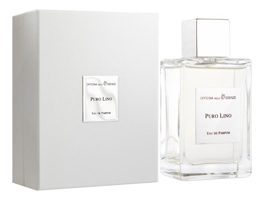 Puro Lino: парфюмерная вода 100мл недорого
