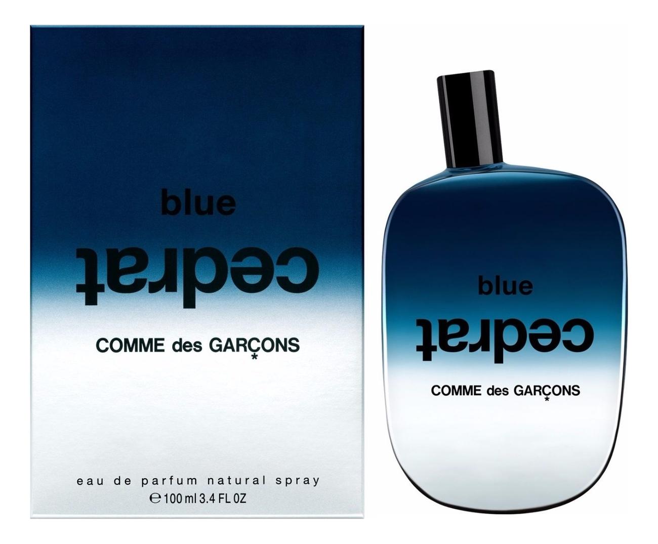 Comme Des Garcons Blue Cedrat: парфюмерная вода 100мл недорого