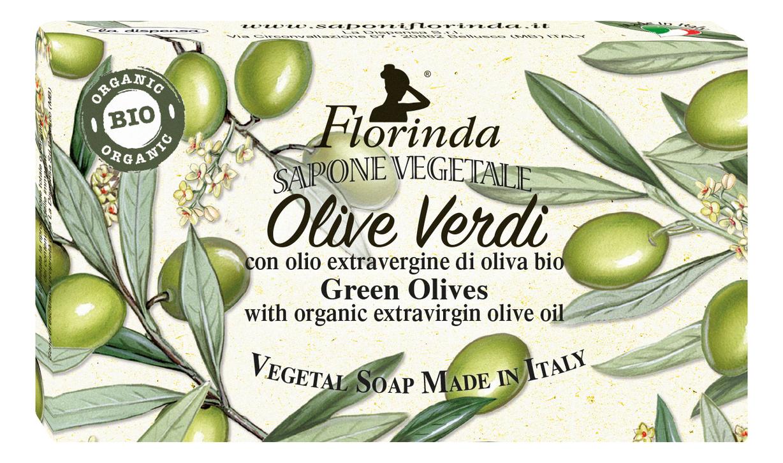Натуральное оливковое мыло Olive Verdi: Мыло 200г натуральное мыло dolce vita serenita мыло 200г